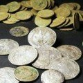 клад, Швеция, Сконская война, монеты